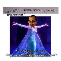 The Hunger Games Igrzyska Śmierci Betee