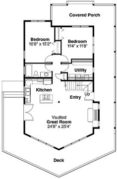 House Plan 69703 at FamilyHomePlans.com
