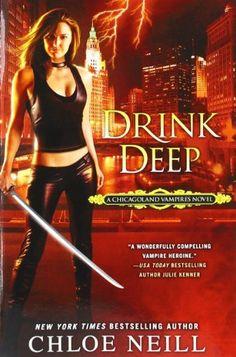 Drink Deep (Chicagoland Vampires, Book 5) by Chloe Neill, http://www.amazon.com/dp/0451234863/ref=cm_sw_r_pi_dp_Im.frb1WN1CS4