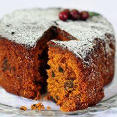 Kerala plum cake recipe
