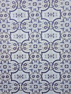 #azulejos #blue #white #portugal