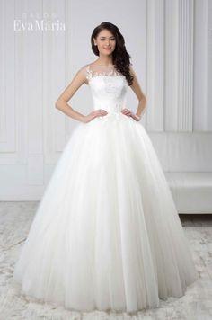 Svadobné šaty Hadassa Emina
