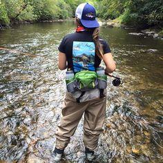 Dun The Magazine: The Online Women's Fly Fishing Magazine showcasing female anglers from around the globe.