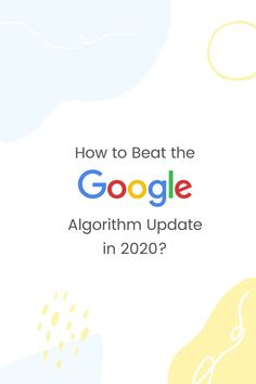 How to Beat the Google Algorithm Update in 2020?  1. Make sure that your content provides solutions to people's pain points. 2.  Write compelling headlines to lure people. 3. Enhance the visitors' user experience.  Here are 3 simple steps to maintain good ranking in 2020 after the new google update. Check our latest blog for more marketing news. . . . . . . #empowerment #entrepreneur #branding #digitalmarketing #motivation #success #inspiration #smallbusiness #socialmediamarketing #startup Email Marketing Campaign, Marketing News, Social Media Marketing, Digital Marketing, Amazon Advertising, Social Advertising, Website Maintenance, Motivation Success, Social Media Content