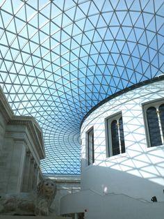 British Museum: Great Court - London, United Kingdom