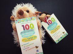 ❤️ 100 de activitati pentru tine si copilul tau - http://bit.ly/2EzUMap