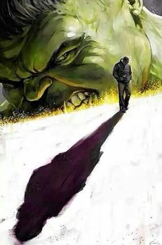 a lonely man choses to walk alone
