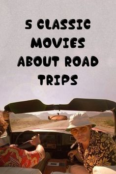 Get your family excited about your upcoming road trip by hunkering down on the sofa and watching a movie about a road trip. It's a popular movie theme, with films geared more toward children and others more for adults. A Goofy Movie is a classic Disney flick that all will enjoy! The Motorcycle Diaries follows Che Guevara on his break before finishing medical school as he rides from Brazil to Peru. Check out eBay's list of fun road trip-themed movies.
