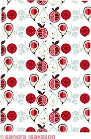 sandra isaksson: Fresh fruit