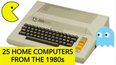25 Home Computers from the 1980s