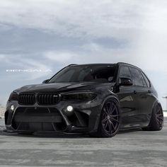 Repost via Instagram: Blacked out #x5 #bmw Photo by @bengalaautodesign  #modifiedsociety by modifiedsociety