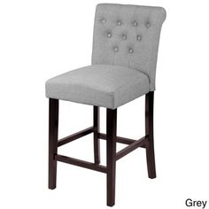 Sopri Upholstered Counter Chairs (Set of 2)