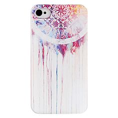 Oil Paint Aeolian Bells Back Case for iPhone 4/4S – CAD $ 3.63