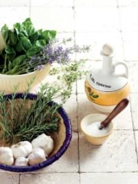 Create your own herbal blends, such as herbes de Provence, fines herbes, gremolata and za'atar.