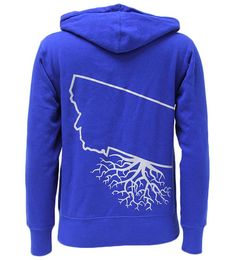 Perfect for huddling around early Summer campfires. #Montana #Roots