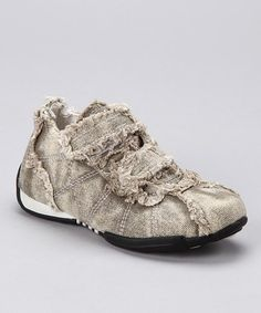 cool frayed shoes.