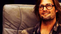 Sawyer in glasses? yes. please