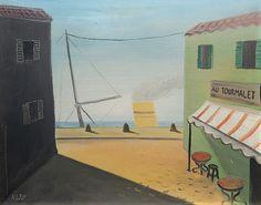 kamil lhoták - Google Search Modern Art, Fair Grounds, Romantic, Painting, Travel, Google Search, Kunst, Viajes, Painting Art