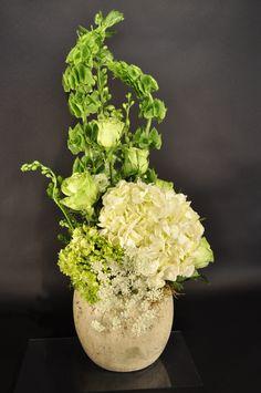 The Twisted Tulip - Sympathy Flower Arrangement Flowers For You, Fresh Flowers, Beautiful Flowers, Church Flowers, Funeral Flowers, Bereavement Flowers, Funeral Arrangements, Table Arrangements, Gladiolus Arrangements