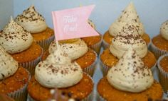 Coffee Cupcakes. Coffee Cupcakes, Baking, Desserts, Food, Bread Making, Meal, Patisserie, Backen, Deserts