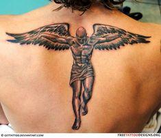 tattoos on back neck #Tattoosonback