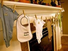 Baby Shower Ideas! How cute is this!?!