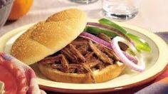 recipe: Beef BBQ Sandwich