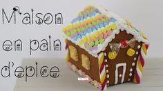 mme patachou creation   LPE] Maison En Pain d'Epice / Gingerbread House (Tuto Fimo / Polymer ...