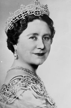 The Boucheron Honeycomb Tiara    The Boucheron tiara originally made for Dame Margaret Helen McEwan Anderson Greville by the French jeweler Boucheron in 1921, was presented as a gift in part of a collection of ten known pieces left to Queen Elizabeth. Having been a well-known figure in British Society, it was at her quiet estate, Polesden Lacey, that TRH The Duke and Duchess of York (later King George VI and Queen Elizabeth) honeymooned in 1923.