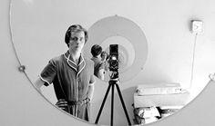 Wil de echte Vivian Maier opstaan?   The Aubergine Coat