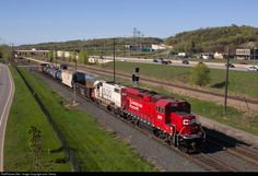 RailPictures.Net Photo: CP 2301 Canadian Pacific Railway EMD GP20C-ECO at Newport, Minnesota by Josh Cleary