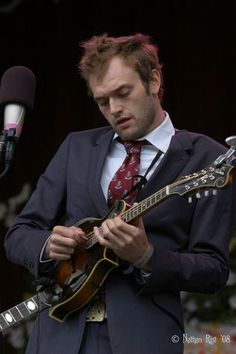 Chris Thile-Punch Brothers and Nickel Creek