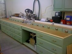 Miter Saw bench - by Geaux @ LumberJocks.com ~ woodworking community