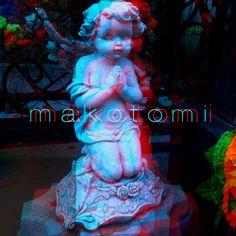 #makoto#makotomi#誠南#смерть#кладбище#ангел#статуя#тишина#покой