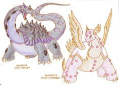 """Remade of my Leo Line 403-BALEOHM (Balefire-Leo-Ohm) -Fire/Electric -Burn pokemon -""""This pokemon lives in small families. When an predator is near, they can fill the air with sparks an blazes to sc..."""