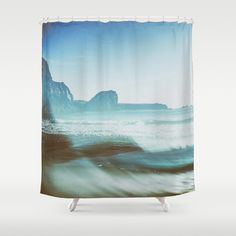 Dream of the Sea Shower Curtain by Caroline Benzies Photography | Society6