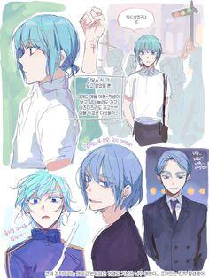 Tower of God koon agero agnis Anime Boys, Webtoon Comics, Ship Art, Character Development, Anime Comics, Manhwa, Art Reference, Anime Characters, Character Design