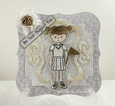 Created by Starr Timmons using Emma and Rah-Rah! stamp sets from www.papersweeties.com
