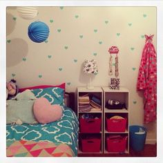 Casa De Amos - Hannah's Room Toddler Bed, House, Furniture, Home Decor, Home, Child Bed, Decoration Home, Room Decor, Home Furnishings