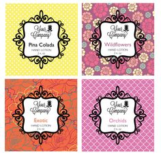 Product Flyer, Line Up Sheet, Flyer Design, Half Page Flyer, Jewelry ...