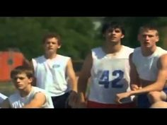 Facing the Giants - Death Crawl - Motivation. One of the scenes in the movie that reveals a strong heart full of will.