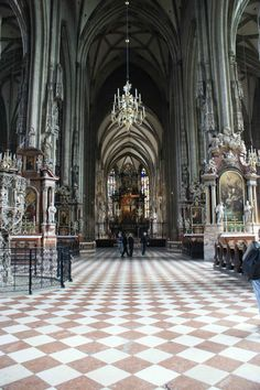 gothic interior design - Google Search