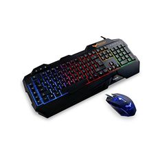 Combo Keyboard y Mouse LED Programable 50% de descuento a $31.99  #Gamer #Shopping