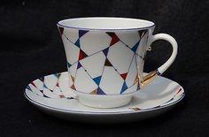 Lomonosov Kaleidoscope Porcelain Teacup
