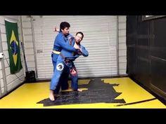 RLVT / Collier Judo Throws, With Counter Ouchi-Gari If Uke Blocks! - YouTube