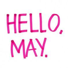 Hello May.
