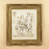 Found it at Wayfair - Relief Framed Painting Print