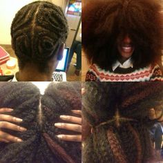 Crochet Braids Old School : pstonesofficial:#CrochetBraids #LovelyClient #NaturalHair #Afro # ...
