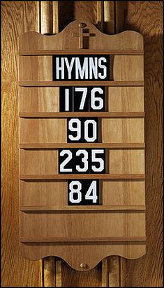 Hymn Board at church - This is a new one, but I remember this at the little church. To be prepared, sit down in your pew and make use of the hymn board to bookmark hymnal pages Memory Wand, My Memory, Those Were The Days, The Good Old Days, My Childhood Memories, Sweet Memories, School Memories, I Remember When, Oldies But Goodies