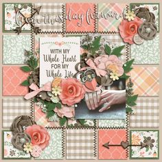 Layout using {I Do-Rustic} Digital Scrapbook Kit by Meghan Mullens available at Sweet Shoppe Designs http://www.sweetshoppedesigns.com/sweetshoppe/product.php?productid=35063&cat=&page=3 #wilddandeliondesigns #meghanmullens